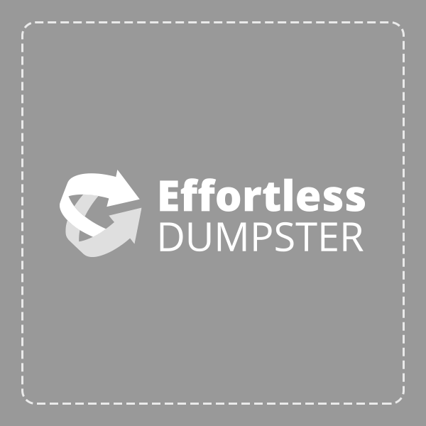 Effortless Dumpster
