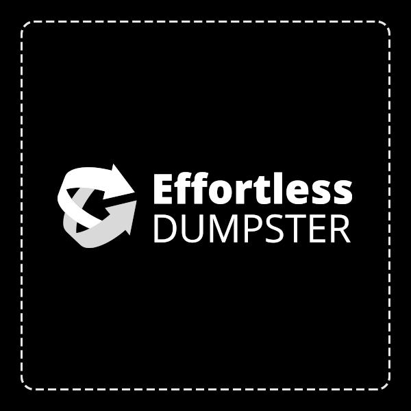Effortless Dumpster